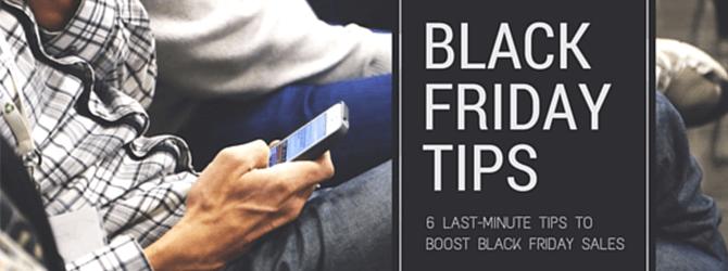 black-friday-ecommerce-tips