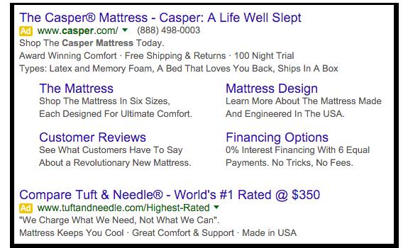 online mattress companies desperate to crush each other - Online Mattress Companies