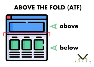 Above The Fold vs. Below The Fold
