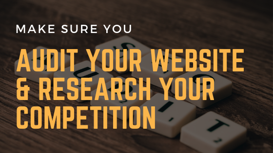 Competitor Research for SEO Growing Business